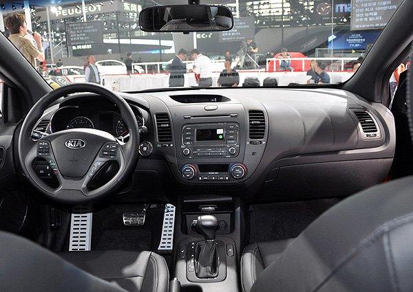 [新车解析]起亚全新速迈轿跑广州车展发布