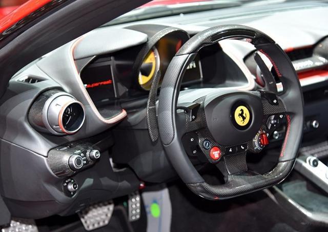 法拉利812 Superfast将于4月上海车展亮相
