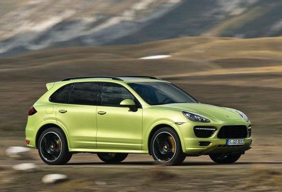 保时捷将于本月底开幕的北京车展上发布卡宴GTS车型,这将是该车的全球首演