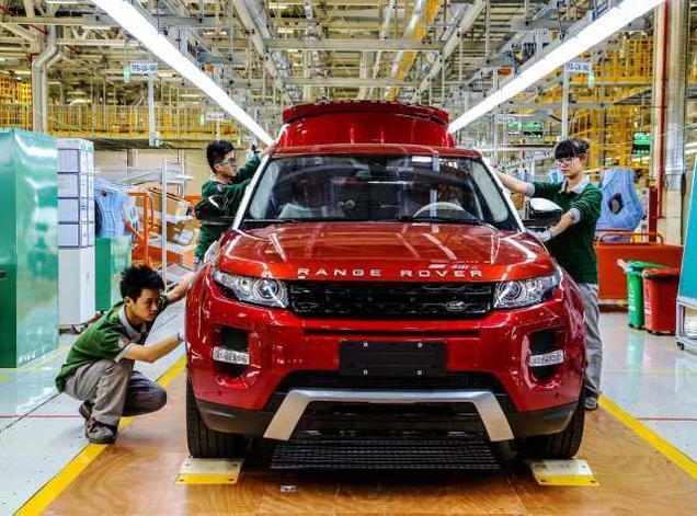 5800辆捷豹路虎汽车或在天津港爆炸中受损