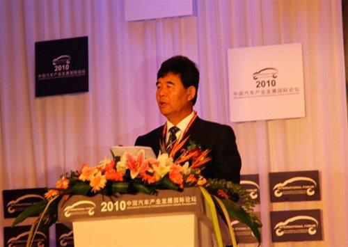 赵航:中国汽车业需向可持续发展转型升级
