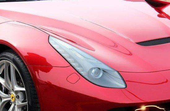 全新法拉利F12车展亮相 或下半年引入国内