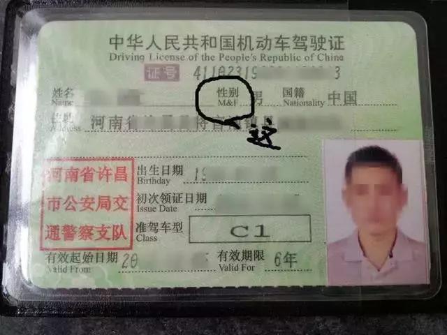 中国驾照竟一直未被发现的三个大漏洞!