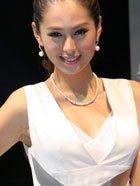 2010长春车展美女车模