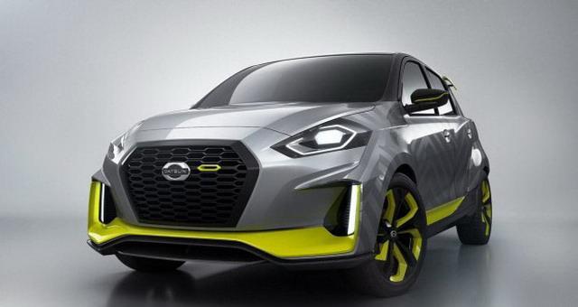 日产Datsun GO Live观点车官图 萌宠造型