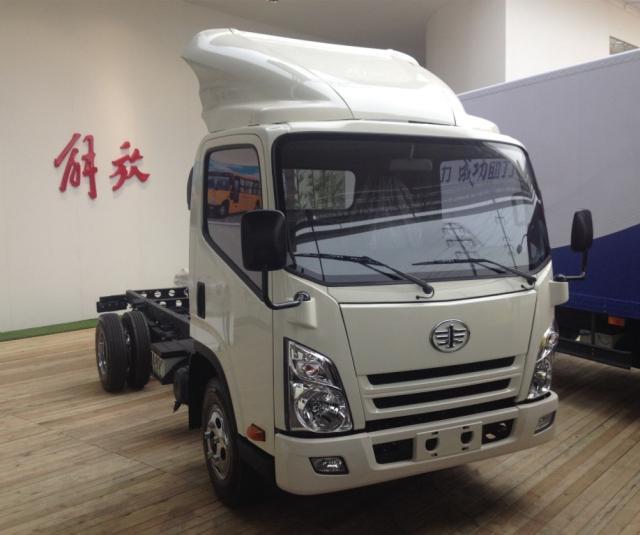 一汽通用汽车实力亮相2014北京车展高清图片