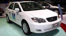 商业化双模电动车比亚迪F3DM即将亮相