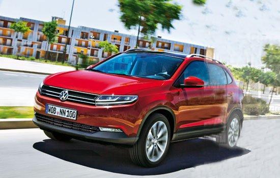 大众下一代Polo将推提供一款SUV车型,预计将于2016年正式上市-大高清图片