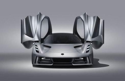 零百加速小于3秒―从纯电超跑Evija看路特斯发展计划