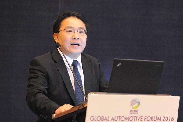 杨晓明:安全/环保/互联是未来汽车发展方向