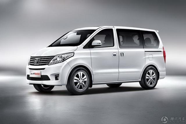 东风风行F600新车型上市 售价9.39万元