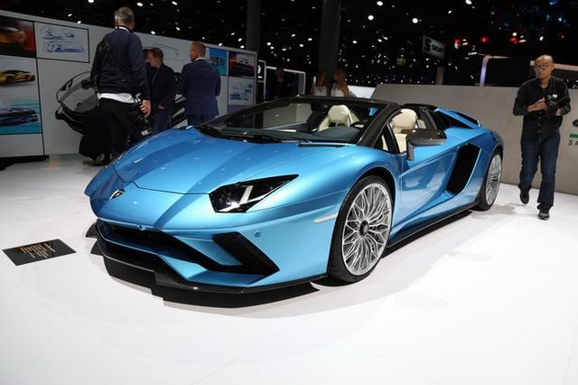 兰博基尼Aventador继任者消息 搭V12发动机