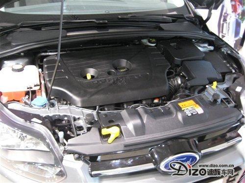 长安福特福克斯发动机-福特福克斯领衔 80后买车推荐之紧凑车型高清图片