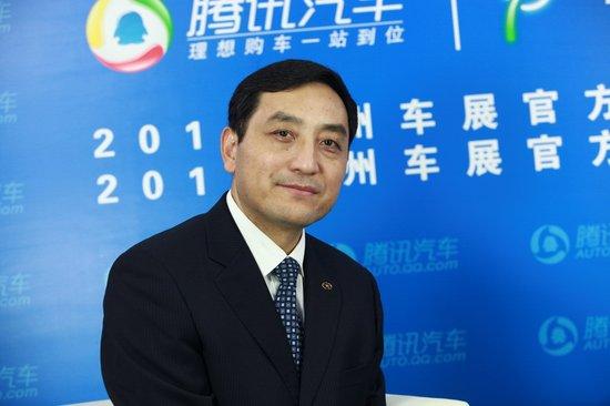 戴茂方:江淮十二五规划确定品质路线