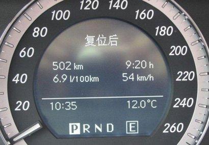 奔驰C180提车作业