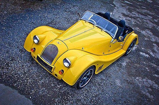 摩根将推出全新的三轮汽车 回味爵士年代