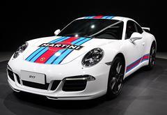 保时捷911特别版2014成都车展正式发布