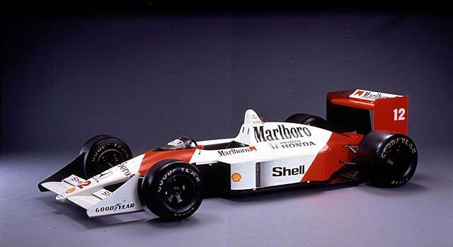 本田早期参加f1的方程式赛车曾搭载一台1000马力的1.图片