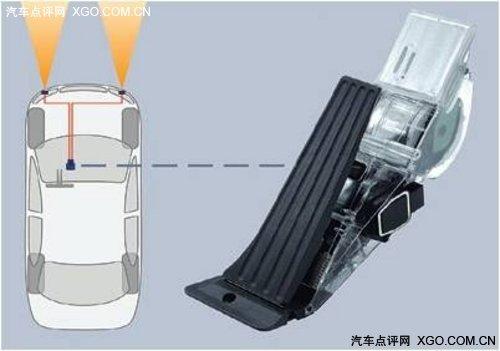 浅析自适应巡航控制系统 提高安全性能