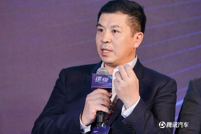 刘俊峰:面向智能汽车的未来 主机厂主动转变以寻求合作伙伴