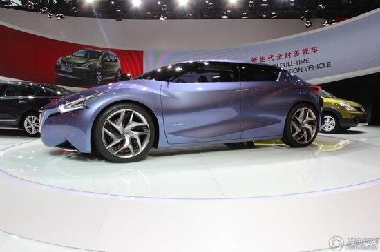 日产Friend-ME概念车上海车展全球首发