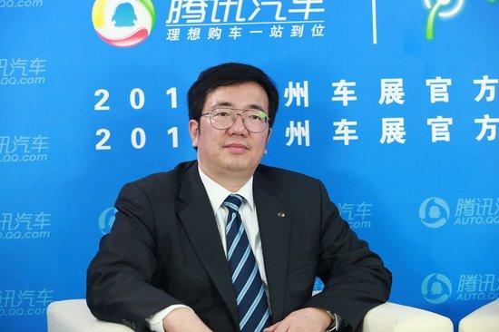 吴松:广汽乘用车明年年底将推SUV车型