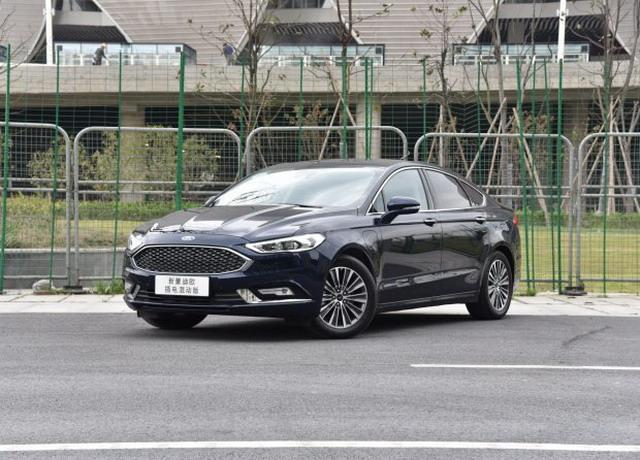 福特蒙迪欧Energi车型 将于3月27日上市