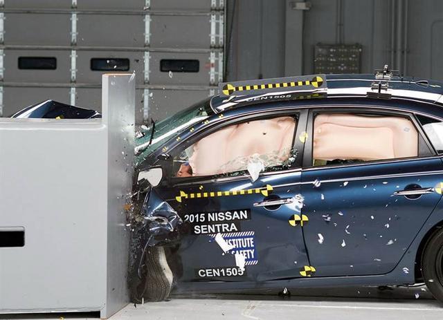 曝国产西玛安全配置 北美碰撞测试结果出炉