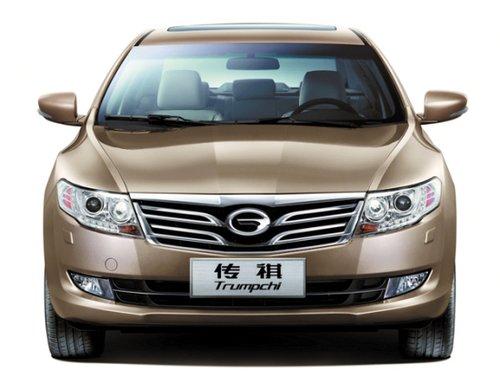 2012款传祺新车上市 2.0L再度升级