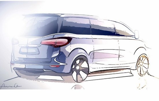 [国内车讯]大通G10高端型MPV将于上海首发