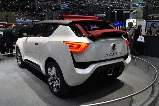 双龙公布2012北京车展新车阵容