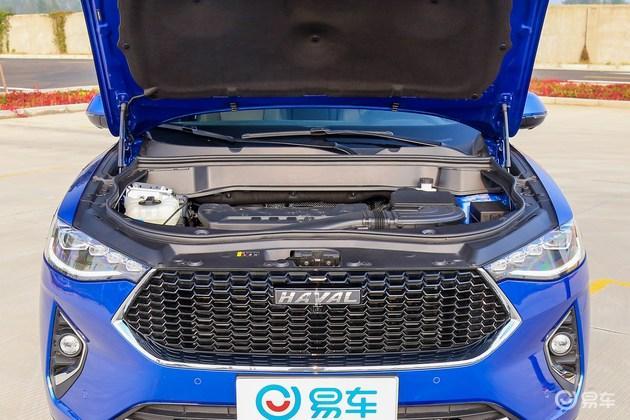 哈弗F7  部分配 相信息曝光 将推出六款车型/安全配备  丰硕