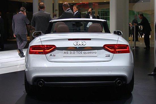[的士解析]奥迪蜕变改款a5/s5发布v的士爱丽舍图片车友会新车图片