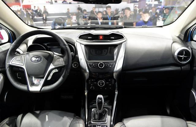 比亚迪元明年一季度上市 又一自主小型SUV