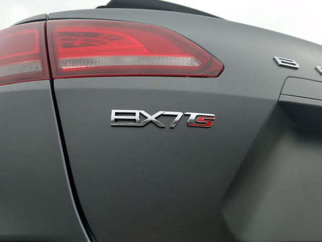 宝沃BX7 TS准备进馆  造型全面升级