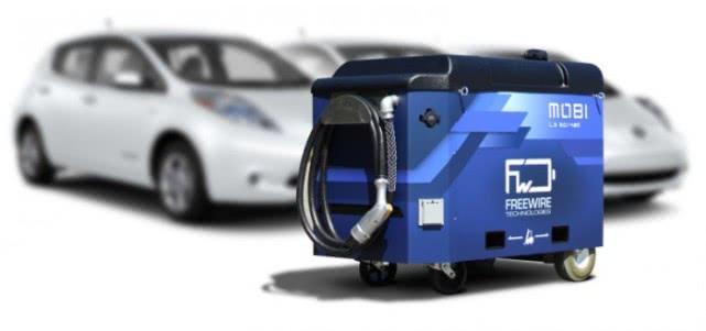 沃尔沃投资FreeWire以支持电动汽车移动充电设备开发
