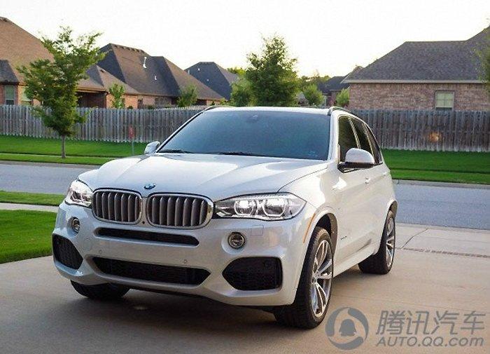 BMW X5 40e混合动力提车作业来袭