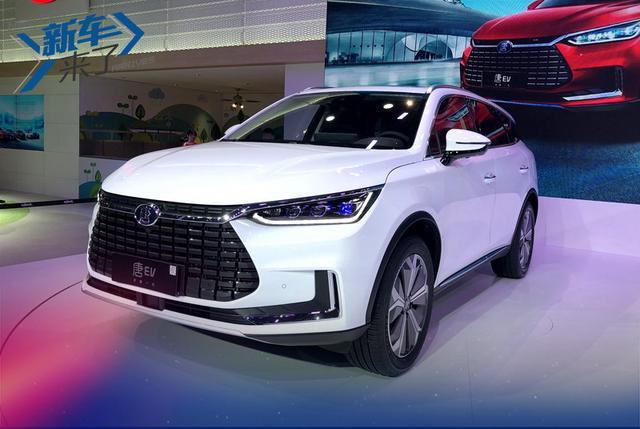 新车来了:比亚迪全新唐EV 预售价26万元起