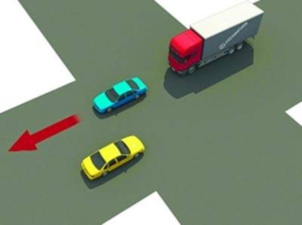 车辆让行的十大原则 这些你知道吗?