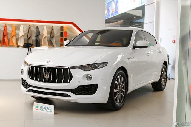 专为中国市场打造 玛莎拉蒂Levante特别版