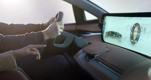 豪华智能SUV 拜腾首款概念车预告图曝光