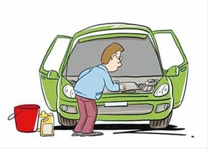 夏日行车隐患多 车主应注意保养多稳望切