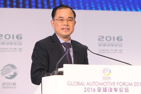 朱华荣:加速全产业链布局 2025年长安品牌将跻身全球前十