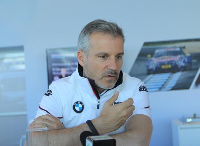 专访宝马赛车运动总监及首位DTM美国车手
