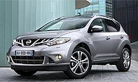 东风日产高端SUV国产MURANO下半年上市