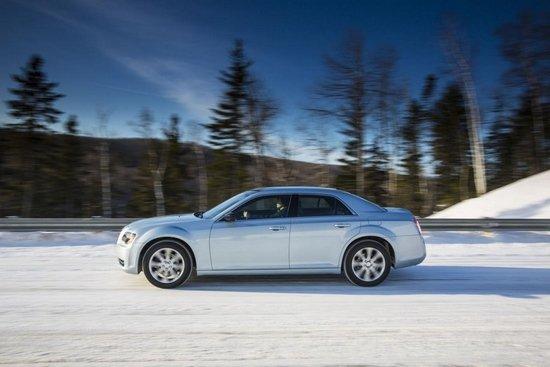 [新车发布]克莱斯勒300冰川特别版发布