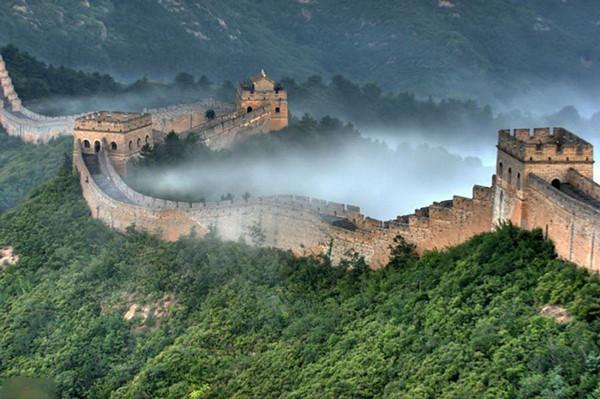 中国梦长城香烟
