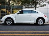 新甲壳虫糖果白1.2T提车分享