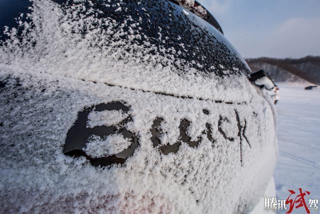 冰雪体验别克SUV昂氏家族 从灵动到稳重
