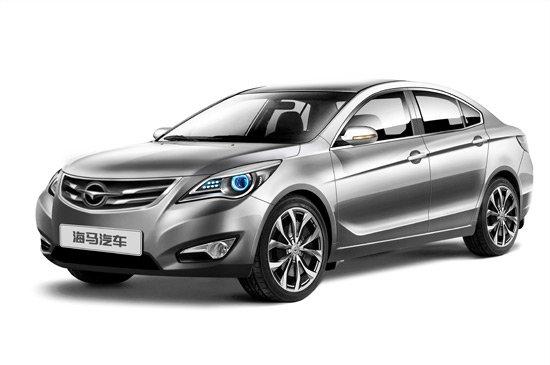 [国内车讯]海马首款B级轿车将亮相北京车展